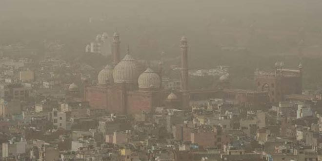 Air Pollution Level Increases Again In Delhi Due To Local Factors