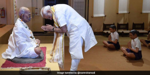 'Gandhi ji Was The Most Deserving Candidate For The 'Champion of Earth' Award': PM Modi