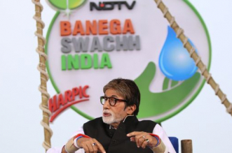 We Need A Dignified Name For Manual Scavengers, Says Amitabh Bachchan