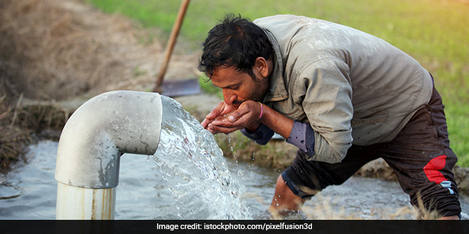 21 Indian cities will run out of groundwater,' underlines a report by NITI Aayog