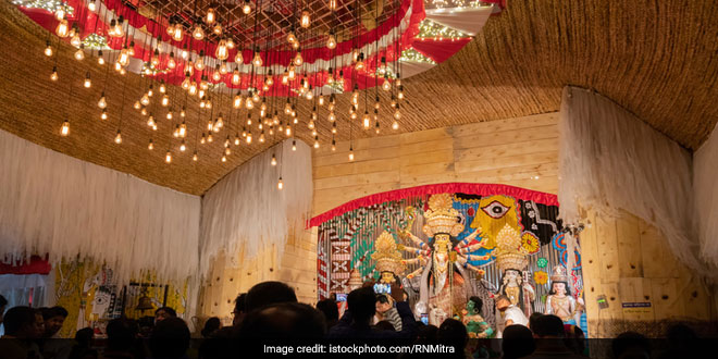 Swachh pandal competition will be held during Durga Puja from October 15-19 in Ranchi, Jharkhand