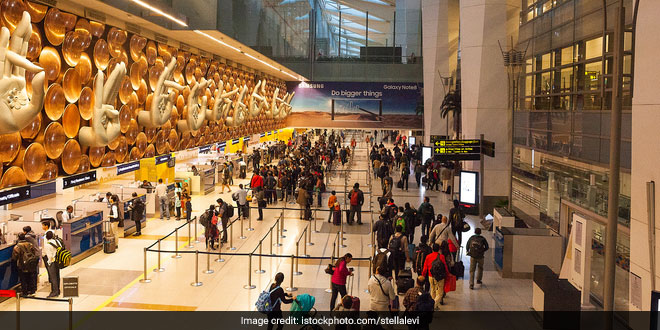 Delhi's Indira Gandhi International airport will prohibit single-use plastic items soon