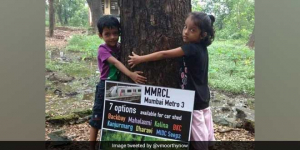 Metro Shed Construction: After 40,000 Objections, High Court Puts A Stay On Tree Felling In Aarey Colony