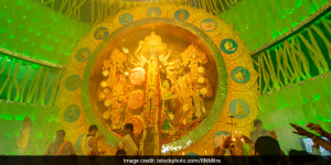 Millennium City – Gurugram Comes Together For An Eco-friendly Durga Puja