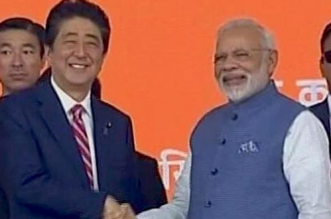 Prime Minister of Japan Shinzo Abe has offered his Government's support to the Swachh Bharat Mission