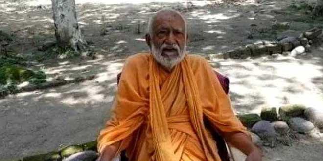 Veteran Conservationist And Ganga Crusader, Swami Gyanswaroop Sanand Dies During Fast-Unto-Death To Save Ganga