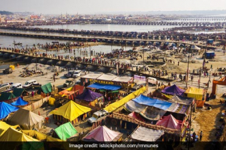 Swachh Kumbh Mela Uttar Pradesh Chief Minister Yogi Adityanath has directed officials to construct 1,22,000 toilets in Allahabad