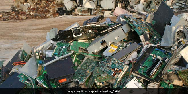 E-Waste: India Is The Fourth Largest Producer Of The World's Fastest Growing Waste Stream