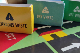 A Mumbai-based organisation is on a mission to teach children waste management in a fun way