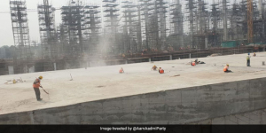 No Construction Site Should Be Left Uncovered In Delhi: Environment Minister Imran Hussain