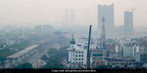 Delhi Air Pollution: Surprise Inspections Of Construction Sites Continue, Fines Imposed For Violation Of NGT Norms