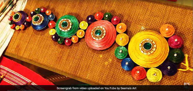 Diwali Special: Give Your Home Décor An Eco-Friendly Twist With These 5 Super Easy DIY Ideas