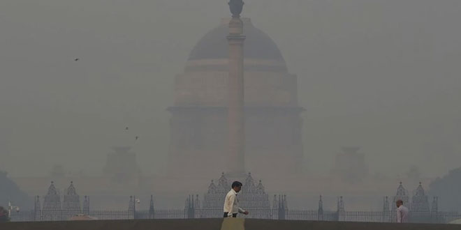 Delhi-pollution-fluctuates-poor-very-poor