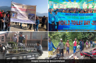 Swachh Bharat Mission: Districts Gear Up To Compete In Sanitation Activities For The World Toilet Day Contest