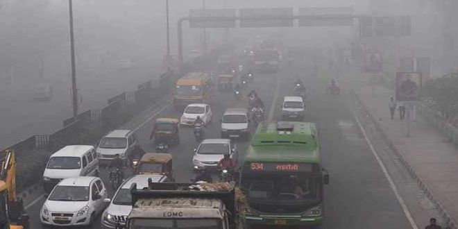 Air Pollution: Action Needed For Minimising Use Of Private Vehicles, Says Centre For Science And Environment
