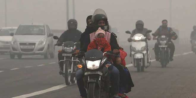 #Myrighttobreathe: Citizen Groups Demand Transparency And Urgent Actions To Combat Delhi's Choking Air Quality