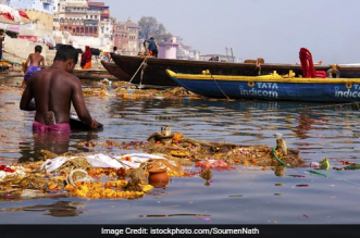 Ganga Clean Up: A Task Force Helps Clean The River In Pryagraj