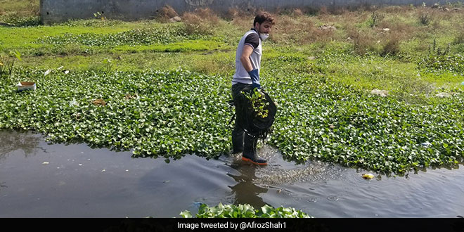 It will take 5 years to clean Mumbai's longest river, Mithi, says Afroz Shah