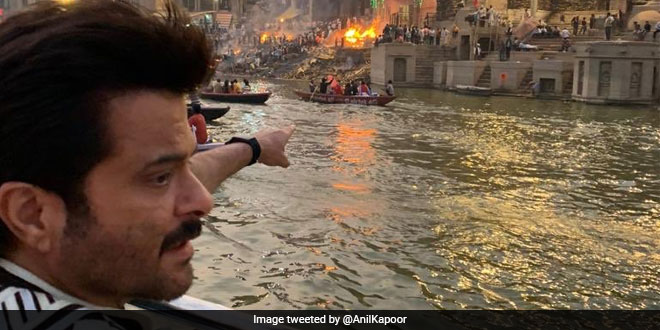 In Varanasi To Celebrate Dev Diwali, Anil Kapoor Loved This The Most About PM Narendra Modi's Constituency