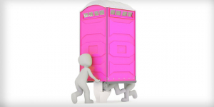 Swachh Bharat: New Delhi Municipal Corporation Constructs Three Pink Toilets In Central Delhi