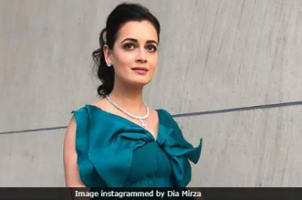 Runway To Green: Actor Dia Mirza Calls For Sustainable Fashion To Reduce The Waste Load From The Planet