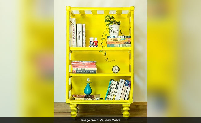 Exchange Your Old Furniture For New Upcycled Items: Gurugram Duo Gives A New Spin To Waste