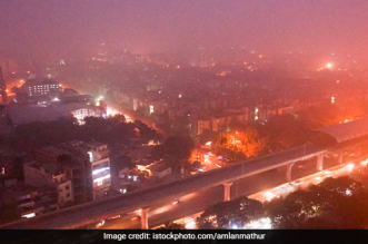 10 Lakh People Died Due To Air Pollution In India In 2017, Study Shows