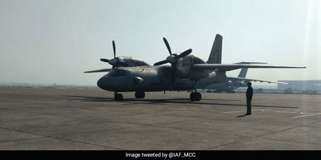 Indian Air Force Flies First Military Aircraft With Bio-Jet Fuel