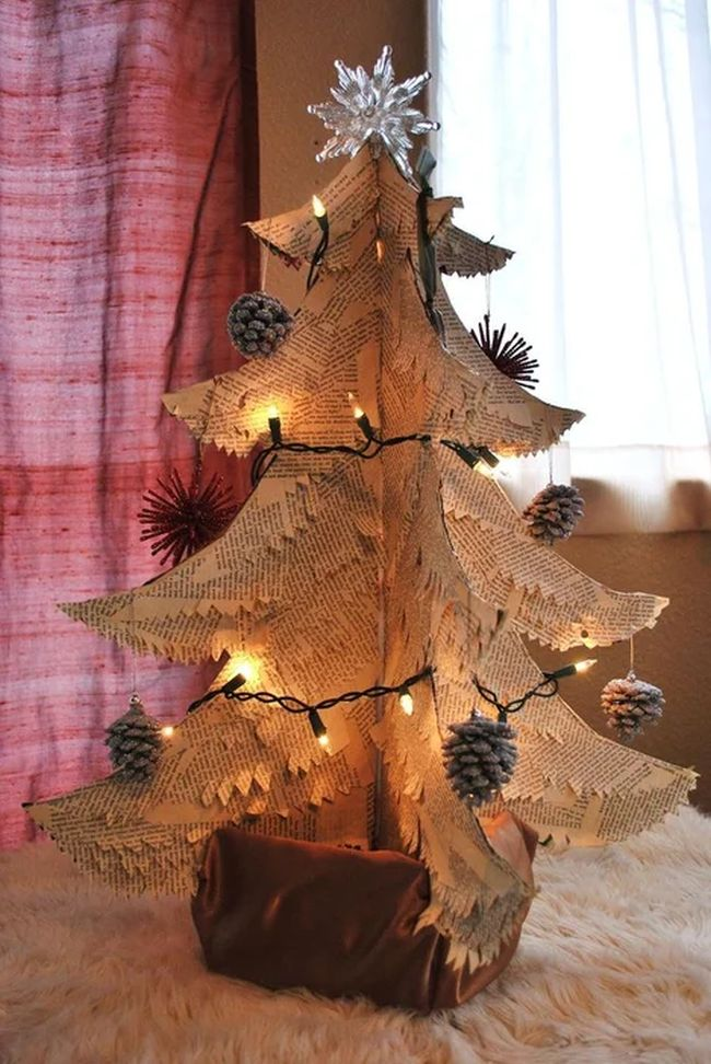 This Christmas Go Green, 5 Eco-Friendly X-Mas Tree Alternatives To Make Your Holiday Shine