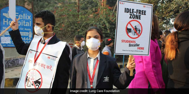 no-idling-noida-lung-care-foundation