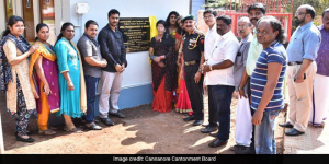 Kerala's Cannanore Gets The First Transgender Public Toilet Of The State