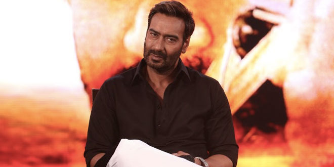 Citing a World Economic Forum report, actor Ajay Devgn said by 2050 there will more plastic than fish in world'S oceans