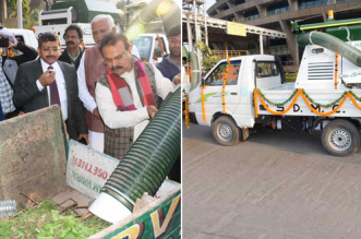 Air Pollution: Jatayus Powerful Suction Pumps To Replace Manual Sweeping To Battle Dust Pollution in Delhi