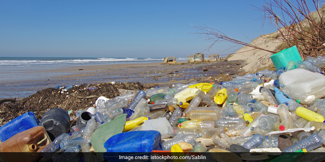 India generates 5.6 million tonnes of plastic waste annually