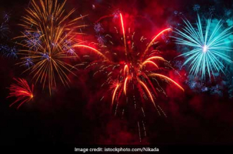 Many Instances Of Firecracker Bursting Violating Supreme Court's Order Observed On New Year's Eve: Officials