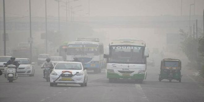 Air Pollution: Kolkata's Air Becomes 'Severe' On New Year's Day, Says West Bengal Pollution Control Board