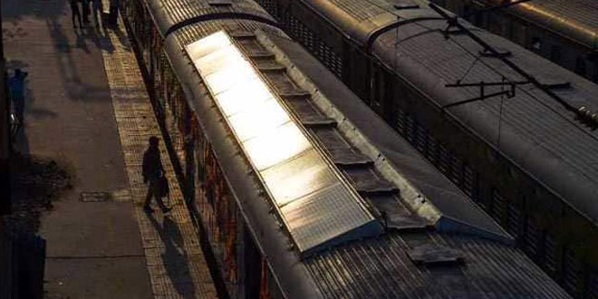 Indian Railways Planted Nearly One Crore Trees In 2018, Plans To Set Up 1000 MW Solar Power By 2020
