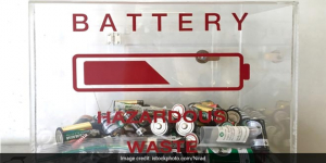 These Nagpur-Based Researchers Have Found A Way To Reuse The Most Common E-Waste - Dry Cell Batteries