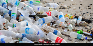 Plastic Pollution: This French Actor's Organisation Is Converting Plastic Waste Into Fuel