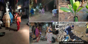 Swachh Bharat Mission: Residents Of Surat Join Hands To Make Their City Clean, Green And Beautiful