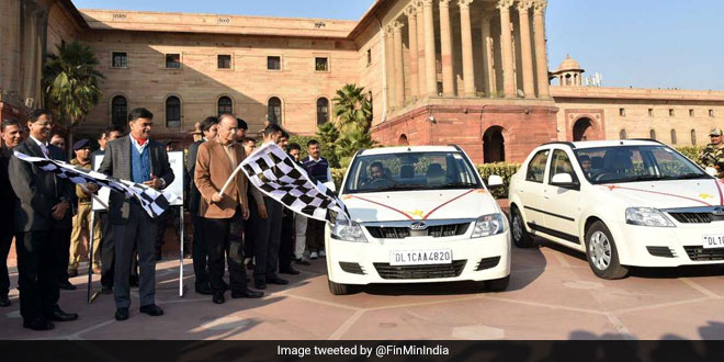 Finance Ministry Adopts E-Mobility To Cut Costs And Pollution