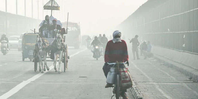 Air Pollution: 73 Per Cent Of Delhi Residents 'Not Satisfied' With Air Quality, Says A Study