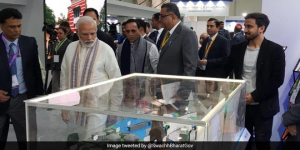 From Toilet Café To Innovative Waste Management Models, A Look At Swachh Bharat Exhibits At #VibrantGujarat 2019