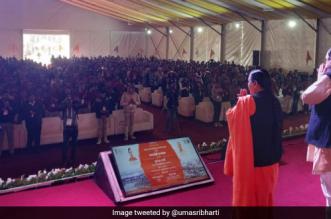 uma-bharti-kumbh-mela-2019-prayagraj