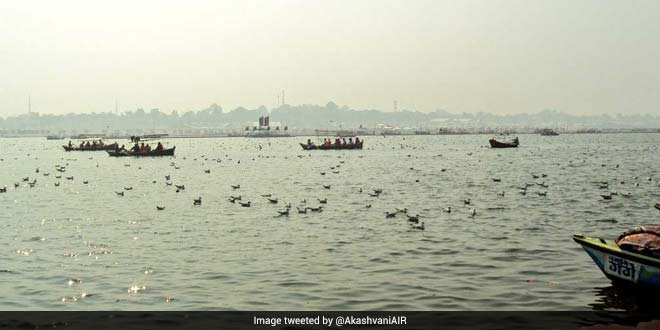 Kumbh 2019: This Is How Ganga Is Being Kept Clean During The Kumbh Mela