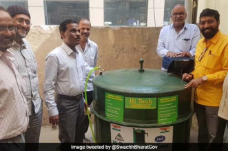 Brihanmumbai Municipal Corporation's (BMC) N-Ward in Mumbai will convert 150 kilos of waste into cooking fuel every month