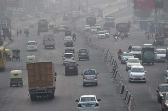 Air Pollution: Study To Identify Pollutants Affecting Air Quality In Delhi