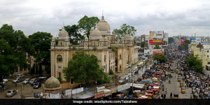 Star Of Swachh Survekshan 2018, Hyderabad Aims For No.1 Spot In The 2019 Clean India Survey
