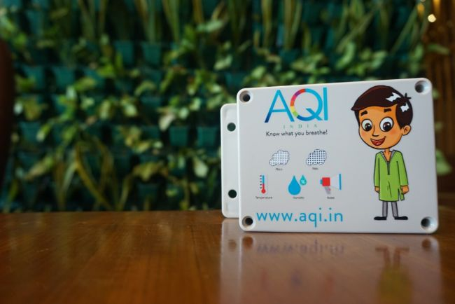 Now Track Air Pollution Levels With Mobile App 'AQI India' And Get Health Tips