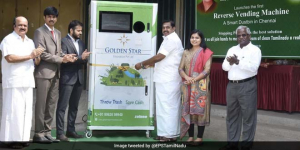 Tamil Nadu Gets Its First Smart Dustbin To Tackle Plastic Waste, 500 More To Follow